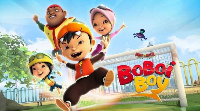 Nama Karakter di Film BoBoi Boy