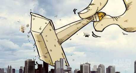 Image result for animasi pindah ibu kota negara