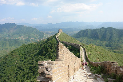 Jalan Setapak Tembok Besar China