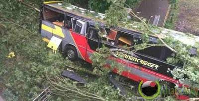 Baroness Bus Insiden