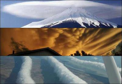 8 Formasi Awan yang paling Indah dan Menakjubkan di Dunia