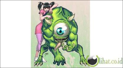 Mike dan Boo