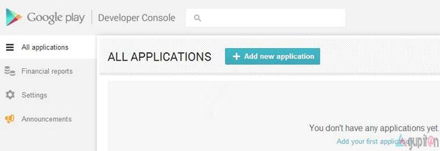 Cara Upload Aplikasi Android ke Google Play Store